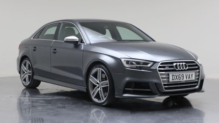 2020 Used Audi S3 2L TFSI