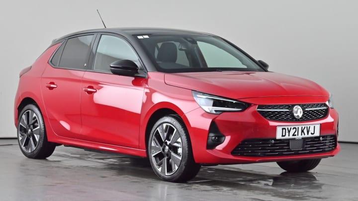 2021 Subscription Vauxhall Corsa-e SRI Nav Premium