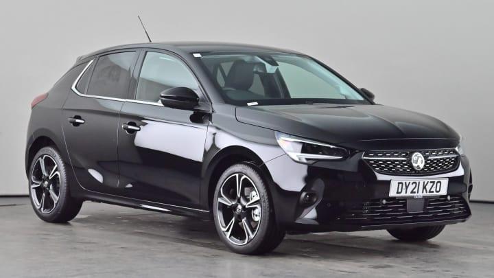 2021 Subscription Vauxhall Corsa 1.2L Elite Nav Premium