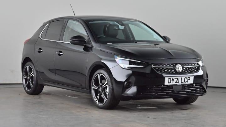 2021 Subscription Vauxhall Corsa 1.2L Elite Nav Premium Turbo
