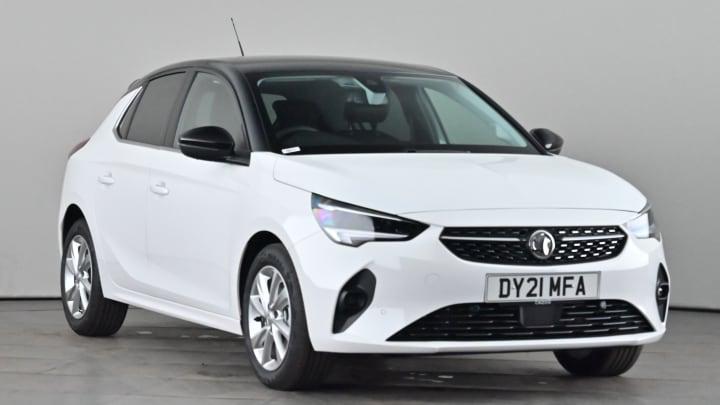 2021 Subscription Vauxhall Corsa 1.2L Elite Nav Turbo
