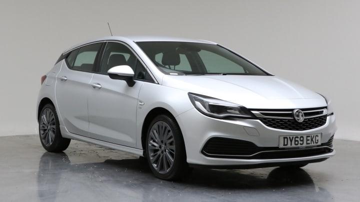2019 Used Vauxhall Astra 1.4L SRi VX Line Nav i Turbo