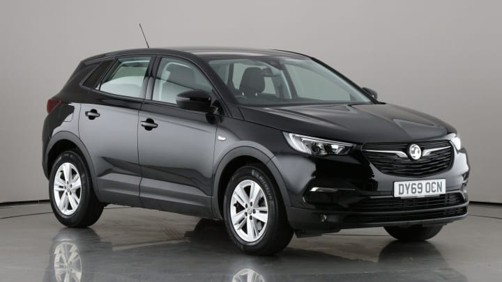 2020 Used Vauxhall Grandland X 1.2L SE Turbo