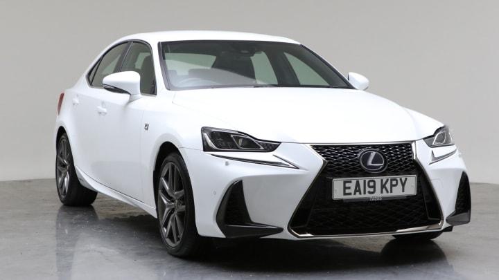 2019 Used Lexus IS 300h 2.5L F Sport