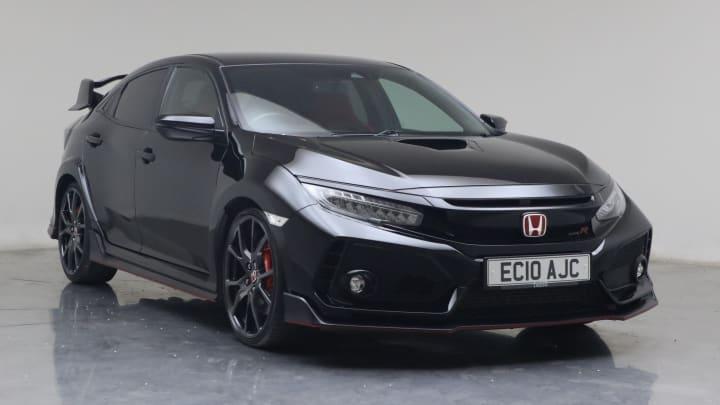 2018 Used Honda Civic 2L Type R GT i-VTEC