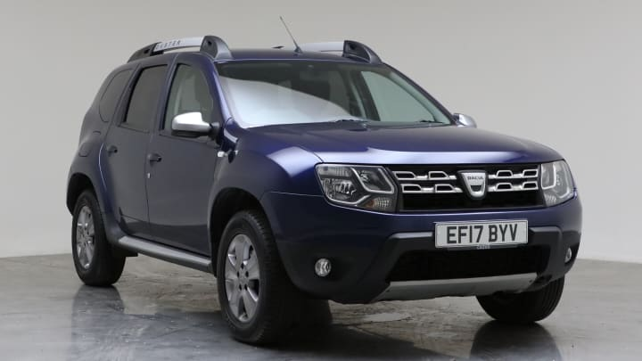 2017 Used Dacia Duster 1.5L Laureate dCi