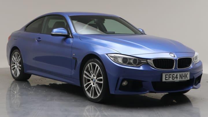 2015 Used BMW 4 Series 3L M Sport 435d