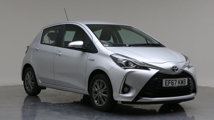 2018 Used Toyota Yaris 1.5L Icon VVT-h