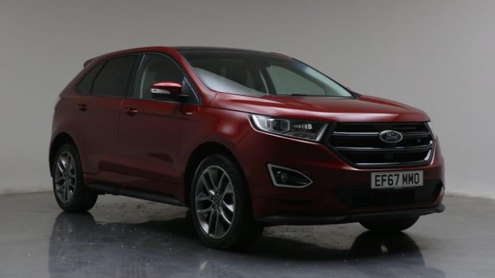 2017 Used Ford Edge 2L ST-Line TDCi