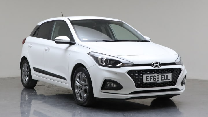 2020 Used Hyundai i20 1L Premium Nav T-GDi