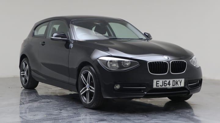2014 Used BMW 1 Series 1.6L Sport 116i