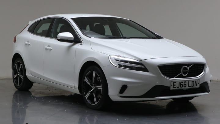 2016 Used Volvo V40 2L R-Design T3