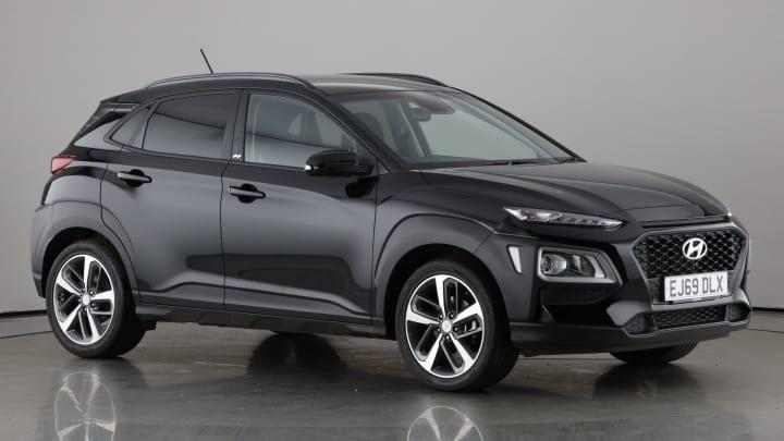 2019 used Hyundai Kona 1L Play T-GDi