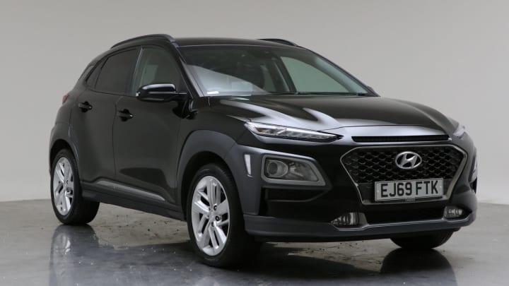 2020 Used Hyundai Kona 1L Premium SE T-GDi
