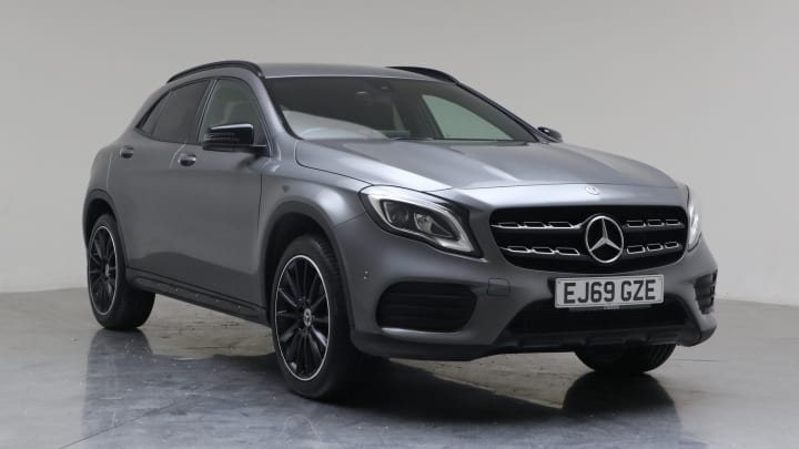 2019 Used Mercedes-Benz GLA Class 1.6L AMG Line Edition GLA180