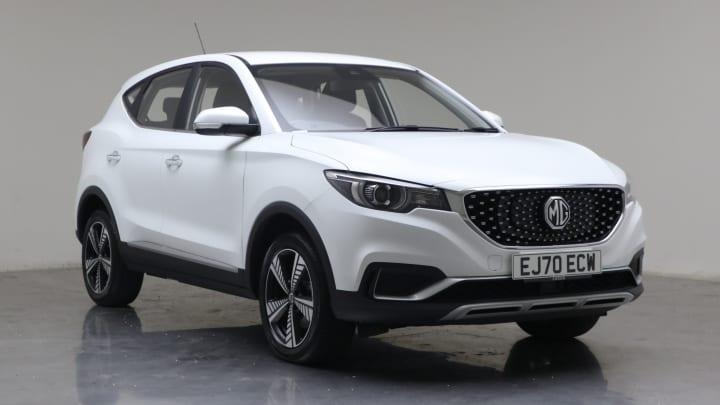 2020 Used MG MG ZS Excite EV