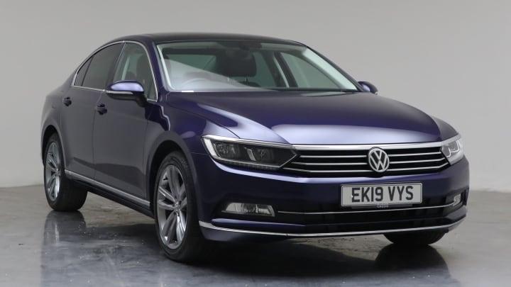 2019 Used Volkswagen Passat 1.5L GT TSI EVO