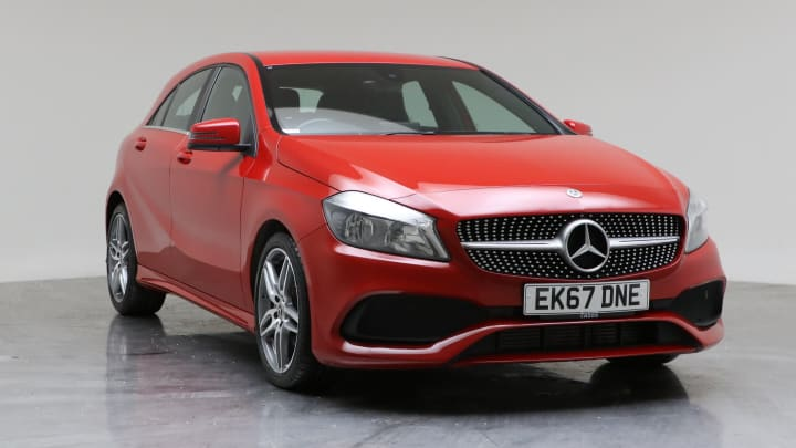 2017 Used Mercedes-Benz A Class 1.5L AMG Line A180d