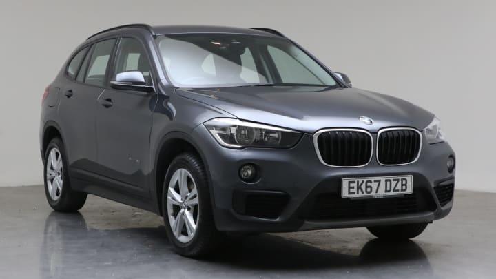 2017 Used BMW X1 2L SE 18d