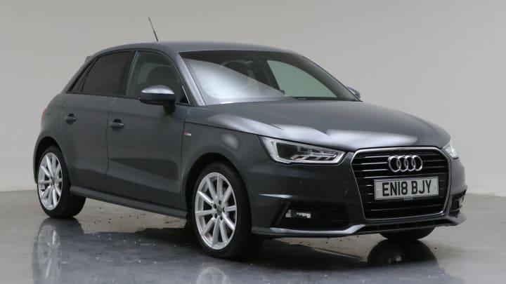 2018 Used Audi A1 1.4L S line TFSI