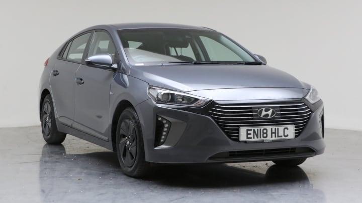 2018 Used Hyundai Ioniq 1.6L SE h-GDi