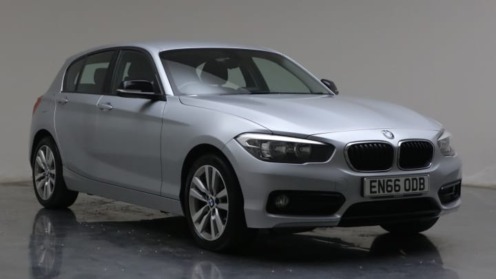 2016 Used BMW 1 Series 1.5L Sport 116d