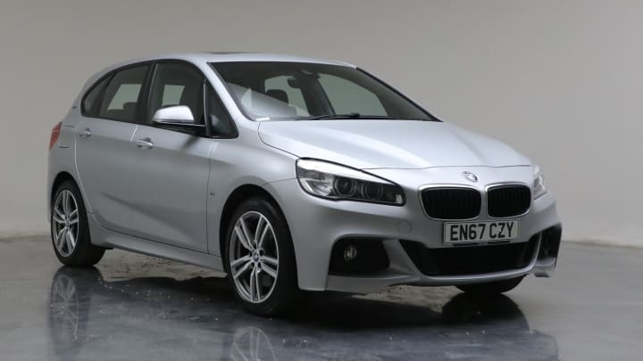 2017 Used BMW 2 Series Active Tourer 1.5L M Sport 225xe