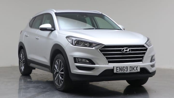 2020 Used Hyundai Tucson 1.6L Premium GDi