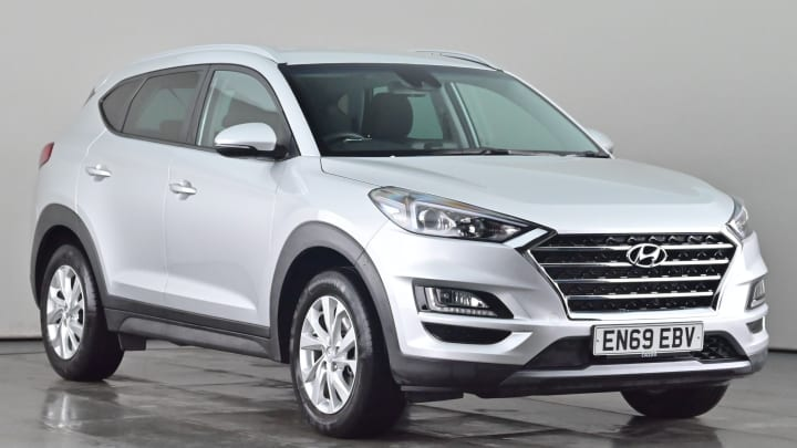 2020 used Hyundai Tucson 1.6L SE Nav T-GDi
