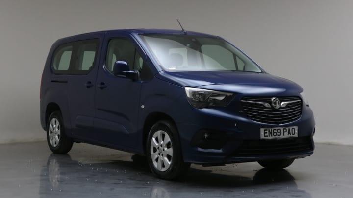 2020 Used Vauxhall Combo Life 1.2L Energy Turbo