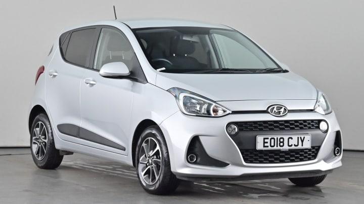 2018 Used Hyundai i10 1L Premium