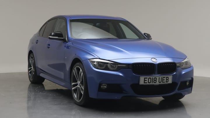 2018 Used BMW 3 Series 3L M Sport Shadow Edition 330d