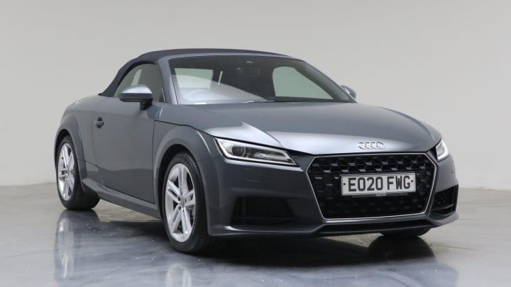 2020 Used Audi TT 2L Sport TFSI