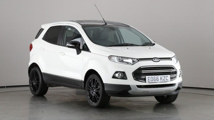 2016 Used Ford EcoSport 1L Titanium S EcoBoost T