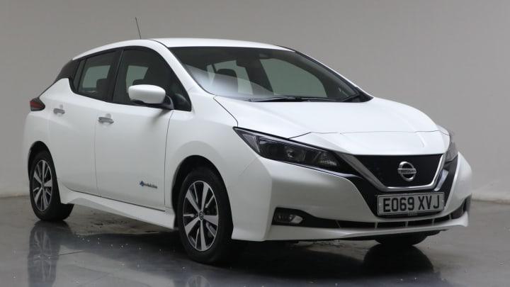 2020 used Nissan Leaf Acenta