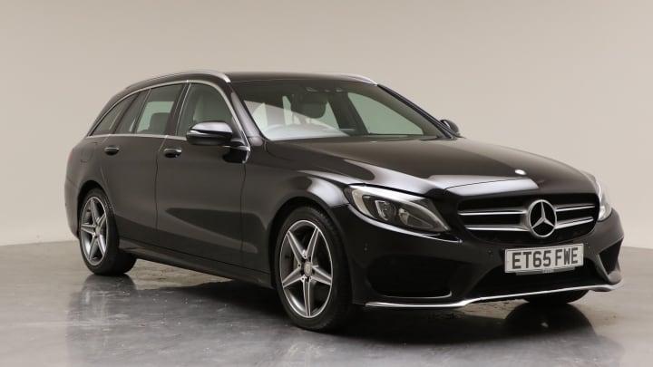 2015 used Mercedes-Benz C Class 2.1L AMG Line C250