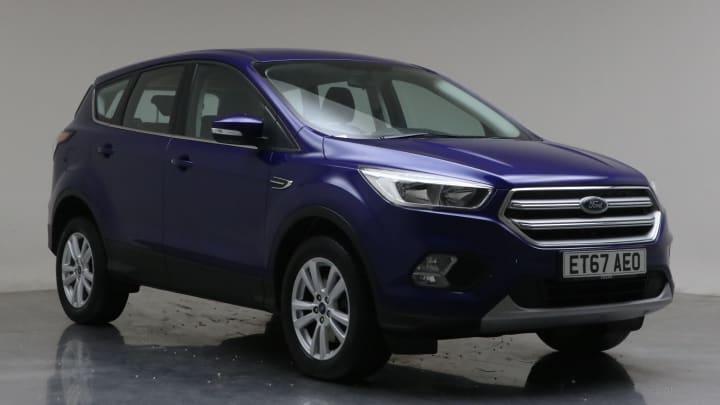 2018 Used Ford Kuga 1.5L Zetec TDCi