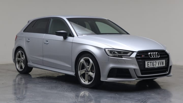 2018 Used Audi S3 2L Black Edition TFSI