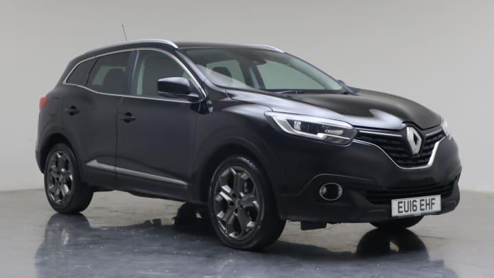 2016 Used Renault Kadjar 1.5L Dynamique S Nav dCi