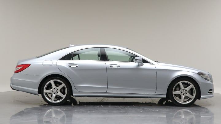 2014 Used Mercedes-Benz CLS 3L