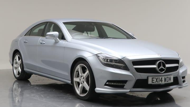 2014 Used Mercedes-Benz CLS 3L