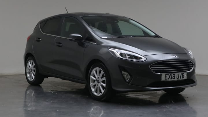 2018 Used Ford Fiesta 1.5L Titanium TDCi
