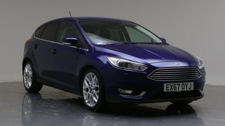 2017 Used Ford Focus 1.5L Titanium X TDCi