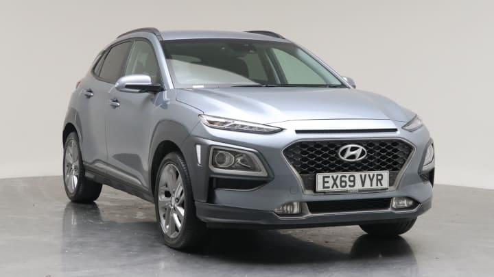 2019 Used Hyundai Kona 1L Premium T-GDi