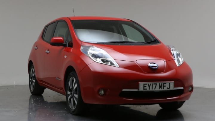 2017 Used Nissan Leaf Tekna (30kWh)