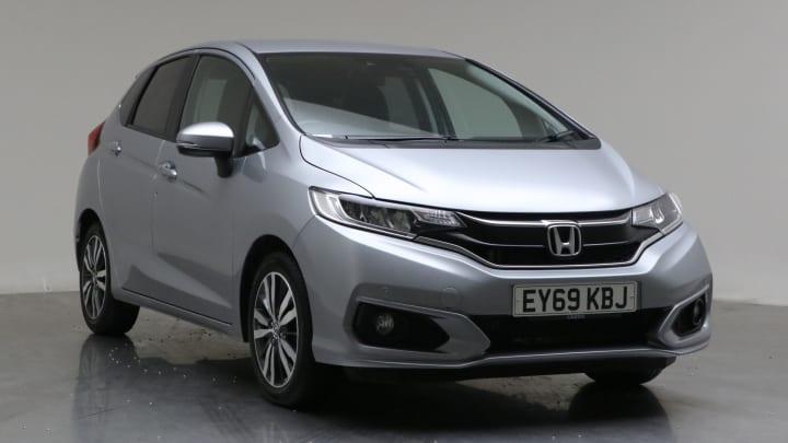 2020 Used Honda Jazz 1.3L EX Navi i-VTEC