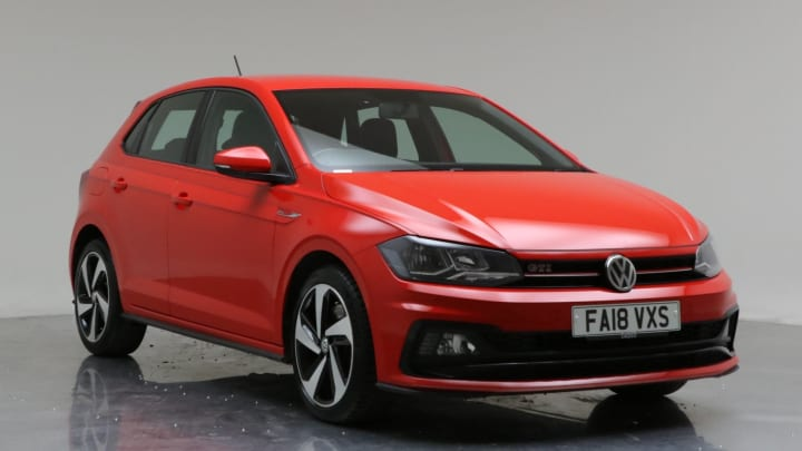 2018 Used Volkswagen Polo 2L GTI TSI