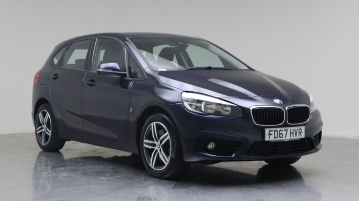 2017 Used BMW 2 Series Active Tourer 1.5L Sport 225xe