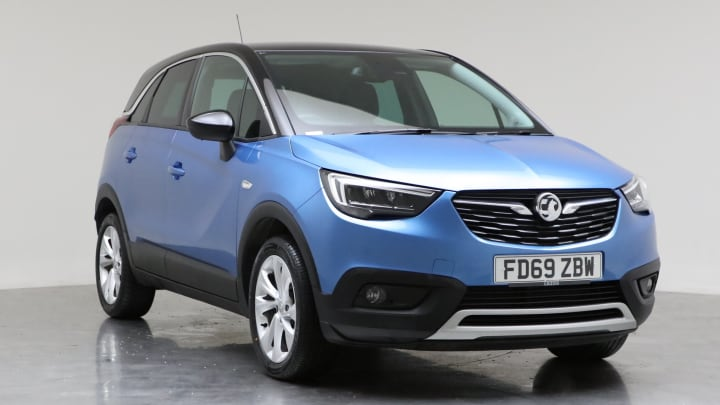 2019 Used Vauxhall Crossland X 1.2L Business Edition Nav ecoTEC Turbo