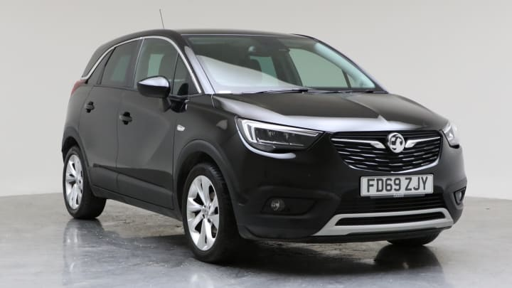 2019 Used Vauxhall Crossland X 1.2L Business Edition Nav